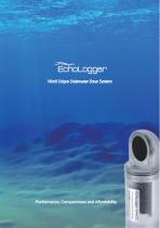 Echosounder&Scanning Sonar/ Echologger series
