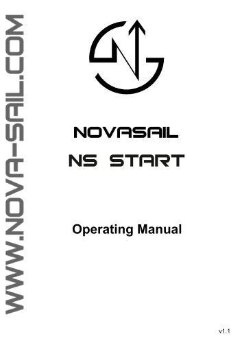 NS-START operating manual