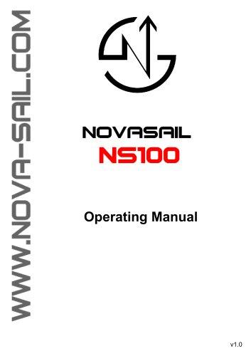 NS100 operating manual