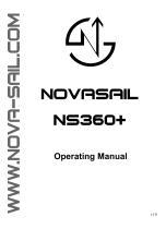 NS360+ operating manual