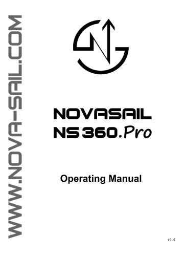 NS360.Pro operating manual