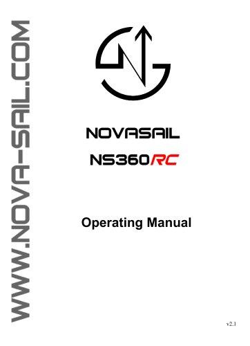 NS360RC operating manual