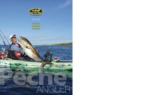 CATALOGUE RTM FISHING 2014