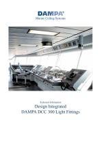 DCC 300 LED Light brochure