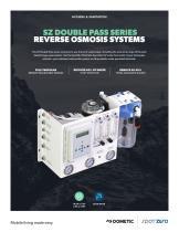 SZ DOUBLE PASS Freshwater Purification Reverse Osmosis