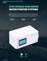 ZTC II       (SpotZero) Freshwater Purification Reverse Osmosis