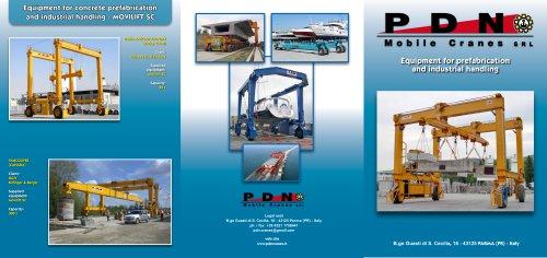 PDN Brochure for Civil Construction