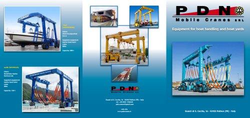 PDN Brochure for Marine Sector
