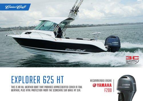 Explorer 625 HT