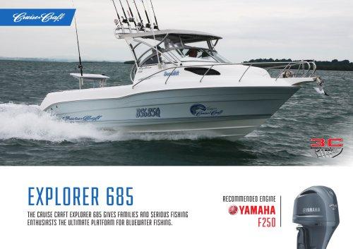 Explorer 685