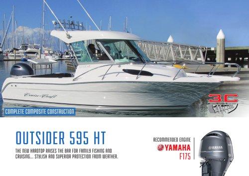 Outsider 595 HT