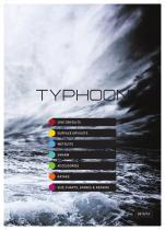 Typhoon catalogue 2013