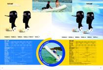 PARSUN 2-stroke outboard motor 50-90hp