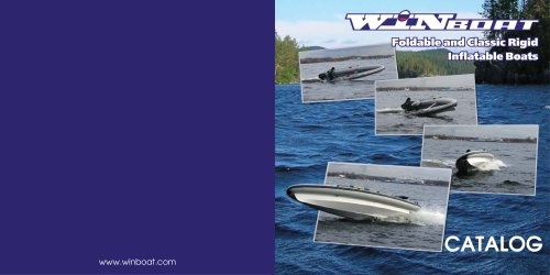 Foldable and Classic Rigid  Inflatable Boats