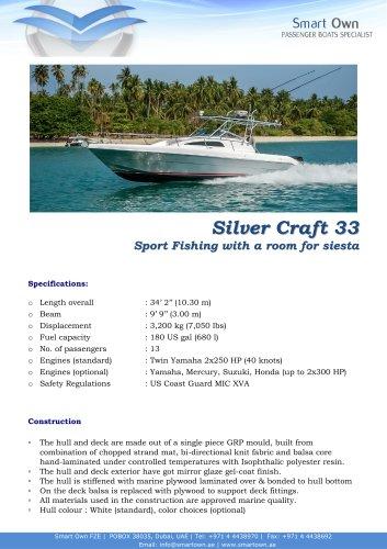 Silver Craft 33 - English