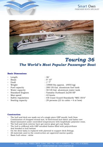 Touring 36