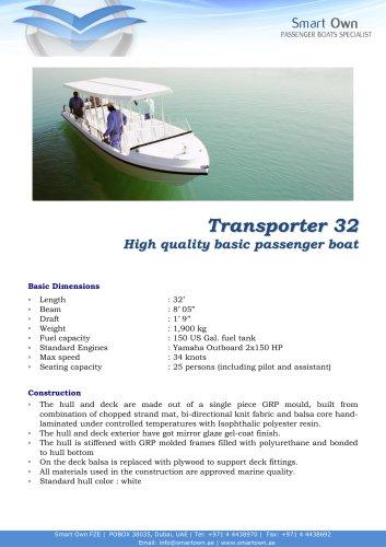 Transporter 32 - English