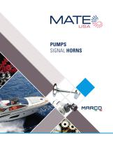 MATE USA _ Pumps & Signal Horns