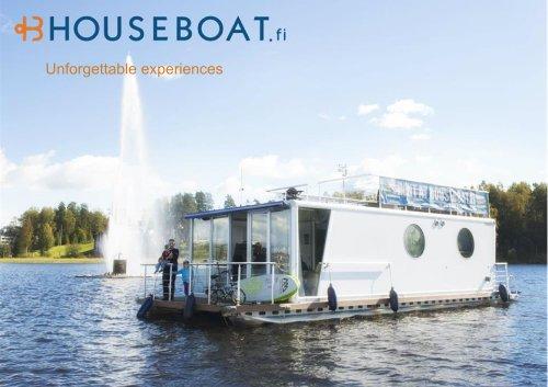 Houseboat Catalogue