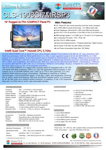 CLS-1903CI7MRSP3