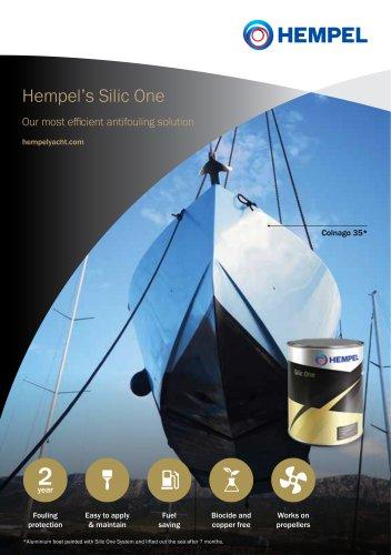Hempel's Silic One