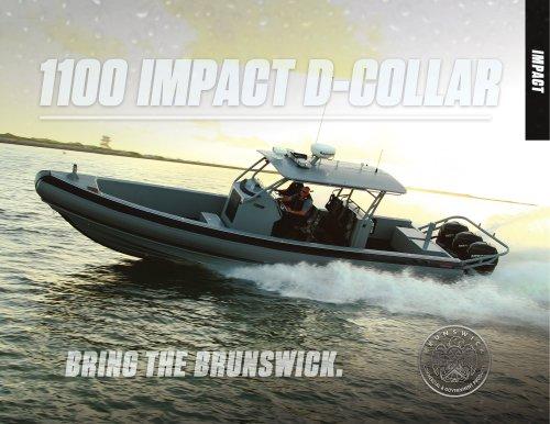 1100 IMPACT D-COLLAR