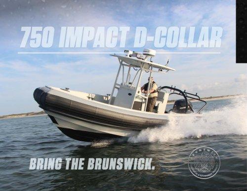 750 D impact
