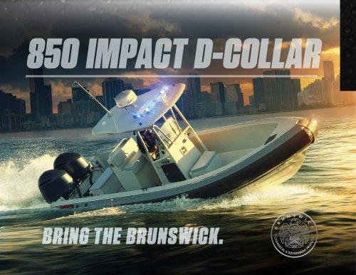 850 D IMPACT