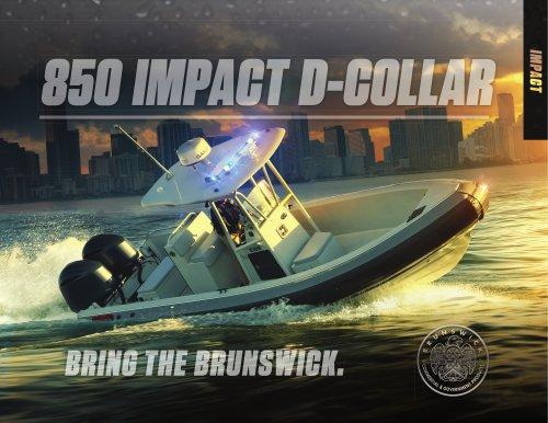 IMPACT D-COLLAR 850