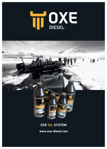 OXE OIL SYSTEM