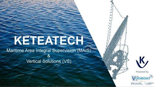 MAIS - Maritime Area Integral Supervision