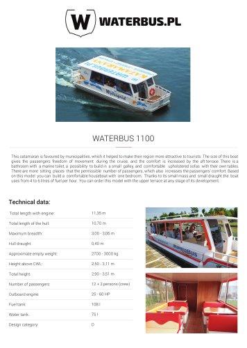 WATERBUS 1100