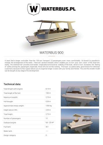 WATERBUS 900