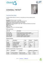Coverall Tritex Pro - 1