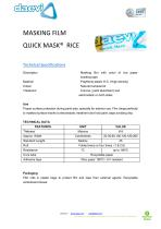 DAEVI QUICK MASK RICE - 1