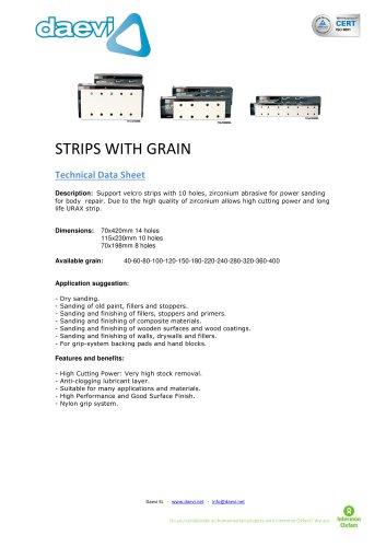 Sanding Stripes TSAR