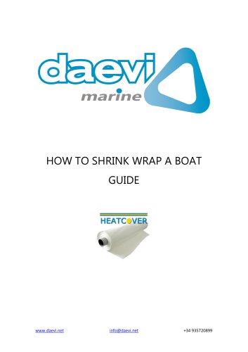 Shrink-wrap cover HEATCOVER