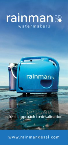 Rainman Web Brochure