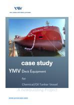 YMV Case Study: Deck Equipment for Chemical/Oil Tanker Vessel - 1