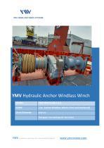 YMV Case Study: Deck Equipment for Chemical/Oil Tanker Vessel - 4