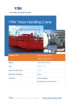 YMV Case Study: Deck Equipment for Chemical/Oil Tanker Vessel - 5