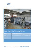 YMV Case Study: Deck Equipment for Chemical/Oil Tanker Vessel - 7