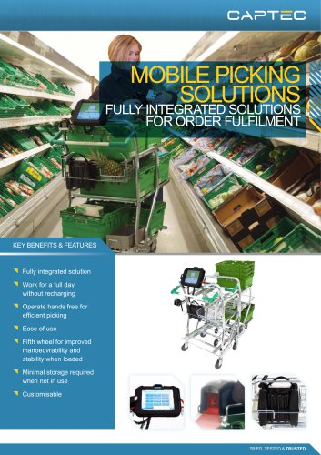 mobile Picking solutions