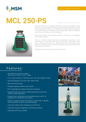 MCL 250-PS