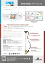 DUT-E fuel level sensor