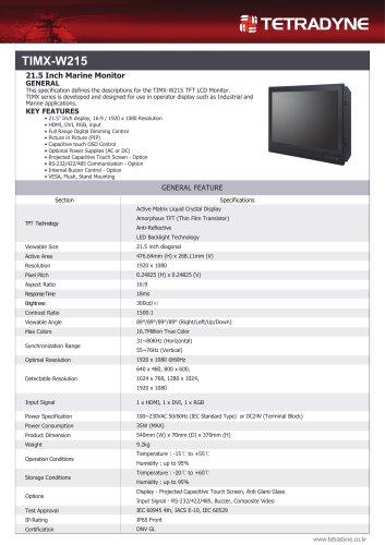 TIMX-W215