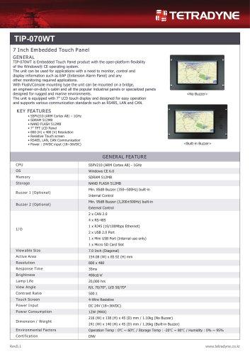 TIP-070WH