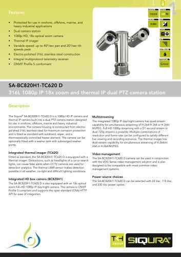 SA-BC820H1-TC620 D