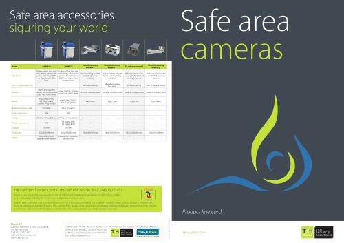 Safe area cameras