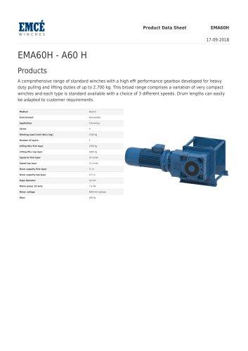 EMA60H - A60 H